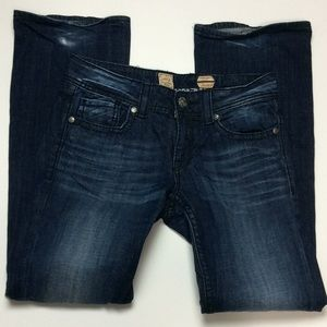 Studio 5 Womens Bootcut Cotton Blend Jeans Sz 29